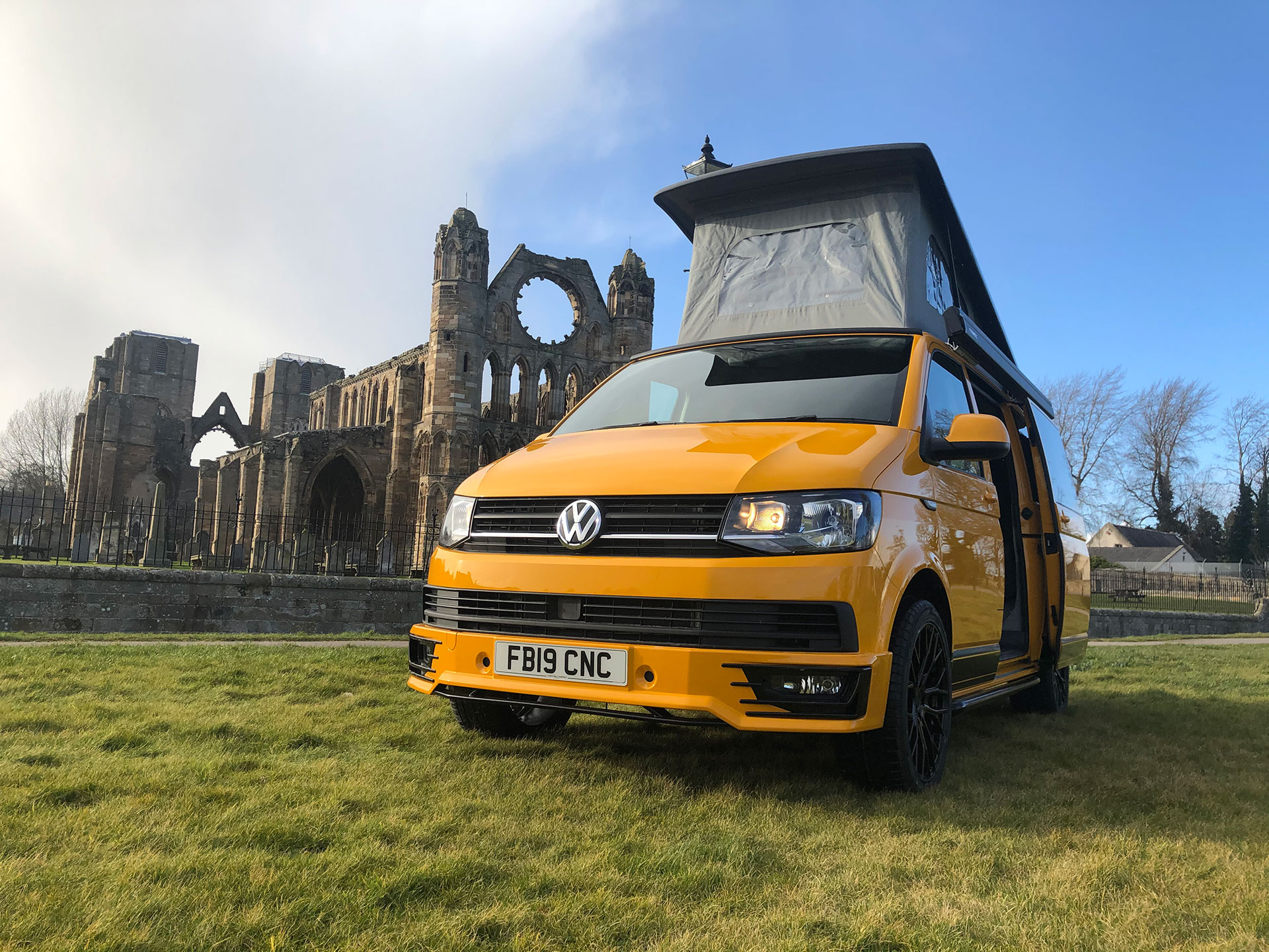 volkswagen camper van for sale elgin